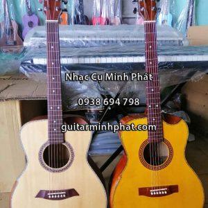 Đàn Guitar Acoustic Gỗ Poplar ( Gỗ Bạch Dương ) - Cửa Hàng Nhạc Cụ Minh Phát Quận Bình Tân Tp.HCM