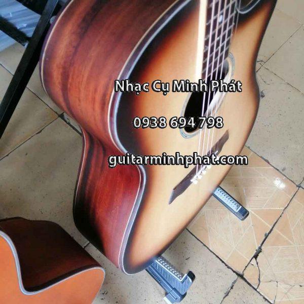 Đàn Guitar Acoustic Gỗ Điệp Giá Rẻ - Cửa hàng Nhạc Cụ Minh Phát