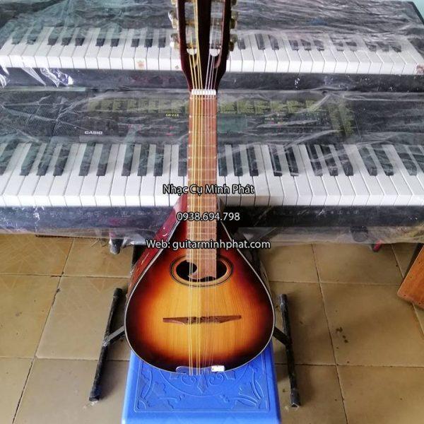 Bán đàn mandolin gỗ hồng đào tại cửa hàng nhạc cụ Minh Phát quận Bình Tân 0938 694 798