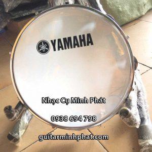 Trống lục lạc tambourine gõ bo inox Yamaha - Nhạc Cụ Minh Phát quận Bình Tân TPHCM