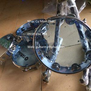 Cửa hàng bán trống lục lạc gõ bo tamborine giá rẻ tại quận Bình Tân tphcm - Ship COD toàn quốc - 0938 694 798