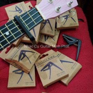 Capo đàn ukulele giá rẻ tại tphcm quận bình tân - cửa hàng nhạc cụ Minh Phát