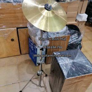 Cymbal cajon tại tphcm - Cửa hàng Nhạc Cụ quận bình tân - Guitar Minh Phát