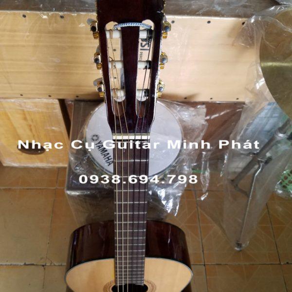 Đàn guitar classic gỗ hồng đào giá rẻ cho người mới học chơi đàn tại quận binh tân tphcm - Nhạc Cụ Minh Phát