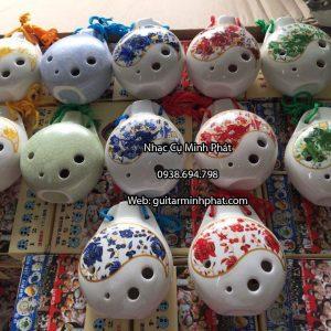 Cửa hàng bán kèn ocarina 6 lỗ giá rẻ tại tphcm - ship toàn quốc