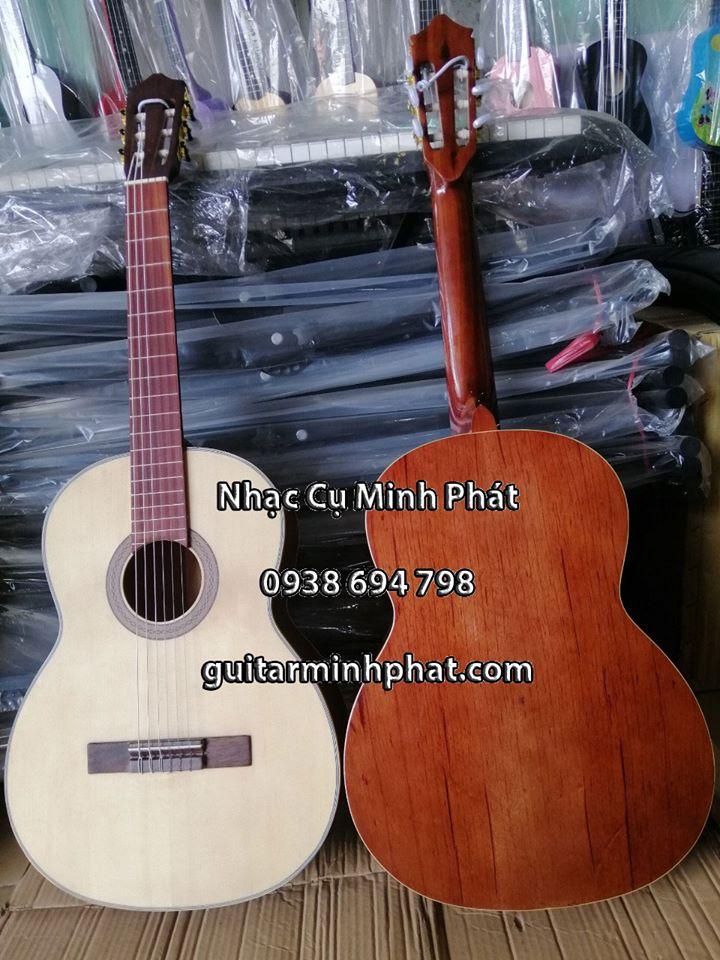 Cách chọn mua đàn guitar classic giá rẻ chất lượng tại tphcm