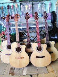 Hướng dẫn chọn mua đàn Guitar Acoustic tốt nhất