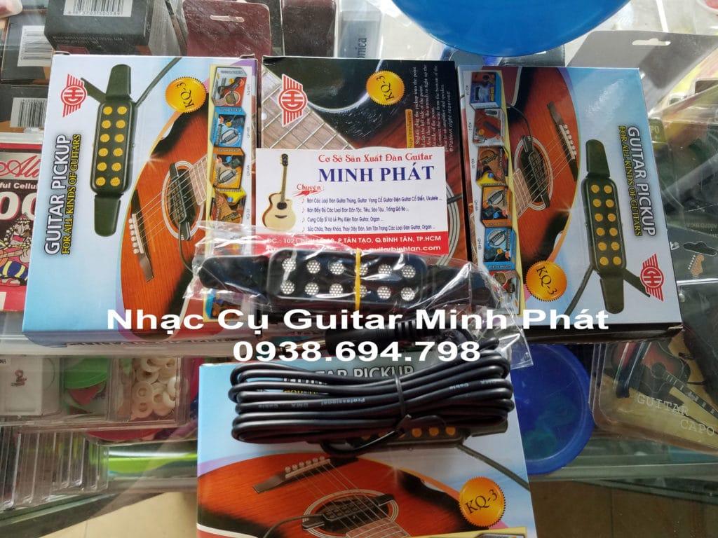 Pick-up Đàn Guitar Acoustic 1