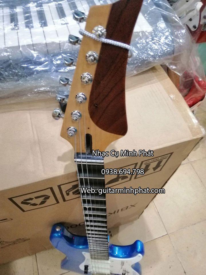 Đàn Guitar Điện Phím Lõm DVC-03 5