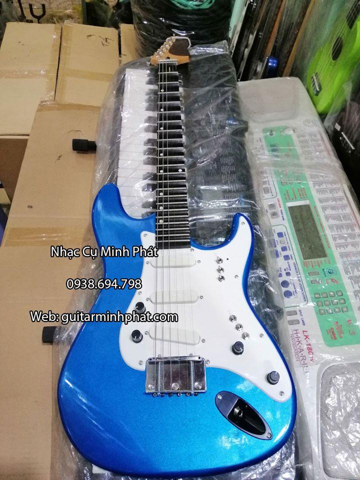 Đàn Guitar Điện Phím Lõm DVC-03 8
