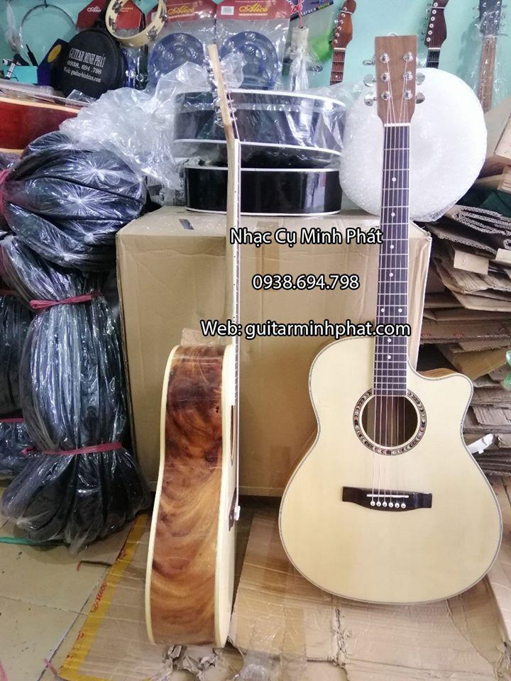 Đàn Guitar Acoustic Gỗ Điệp Kỹ D-01 1
