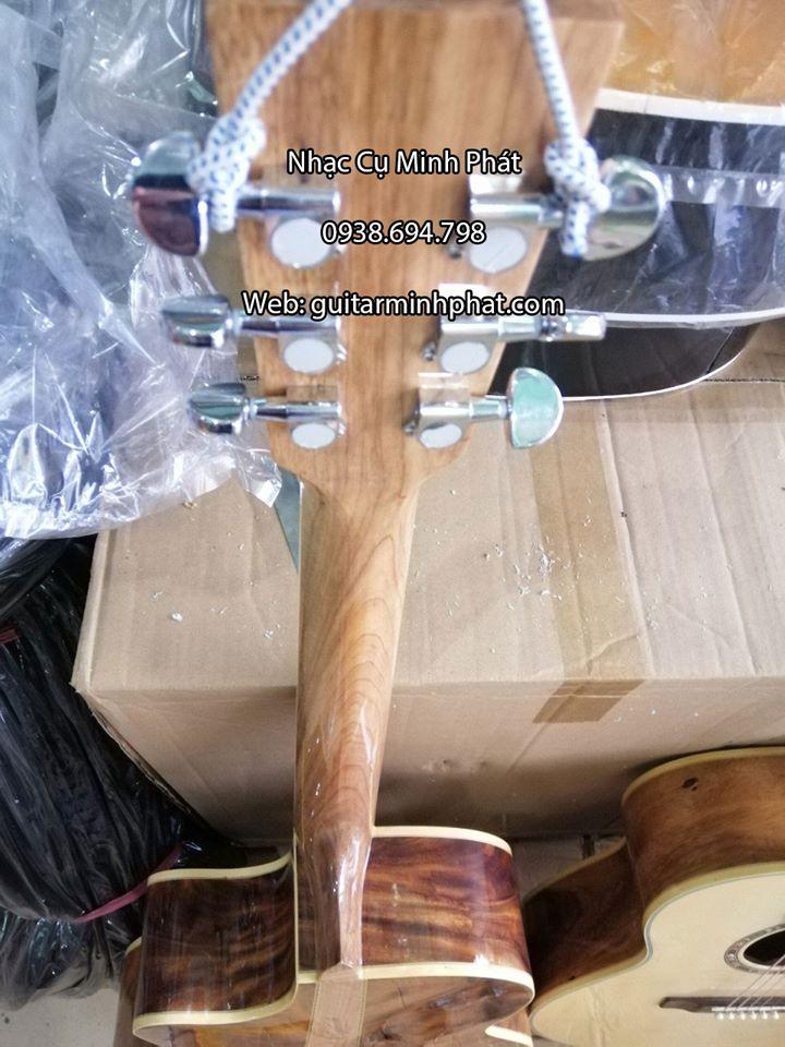 Đàn Guitar Acoustic Gỗ Điệp Kỹ D-01 2
