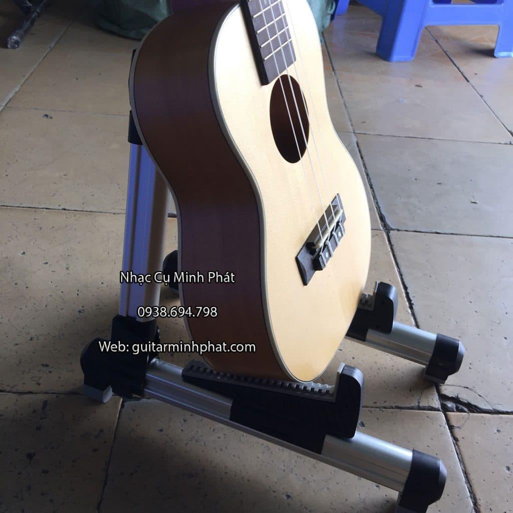 Chân Giá Đỡ Guitar Hợp Kim Nhôm Dáng Chữ A 3