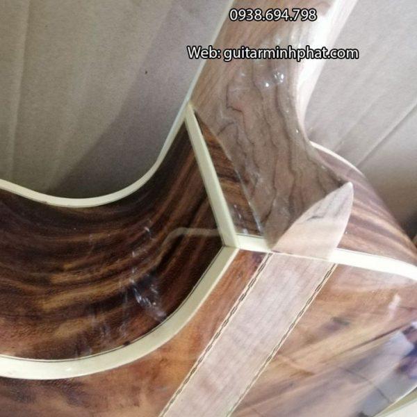 đàn guitar gỗ điệp kỹ cao cấp tại shop guitar tphcm