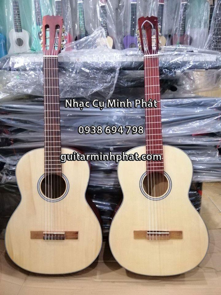 Đàn Guitar Classic Gỗ Thông 4