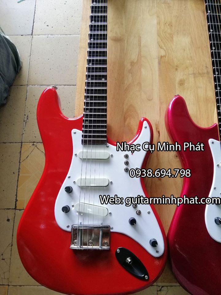 Đàn Guitar Điện Phím Lõm DVC-03 2