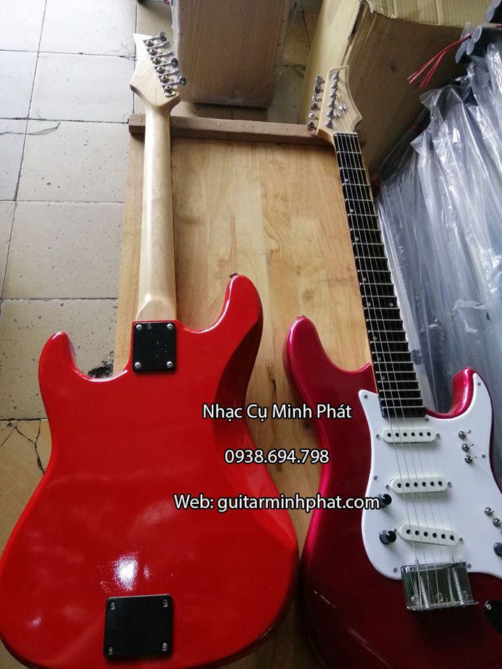 Đàn Guitar Điện Phím Lõm DVC-03 3