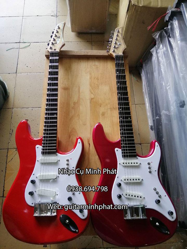 đàn guitar điên phím lõm giá rẻ tphcm