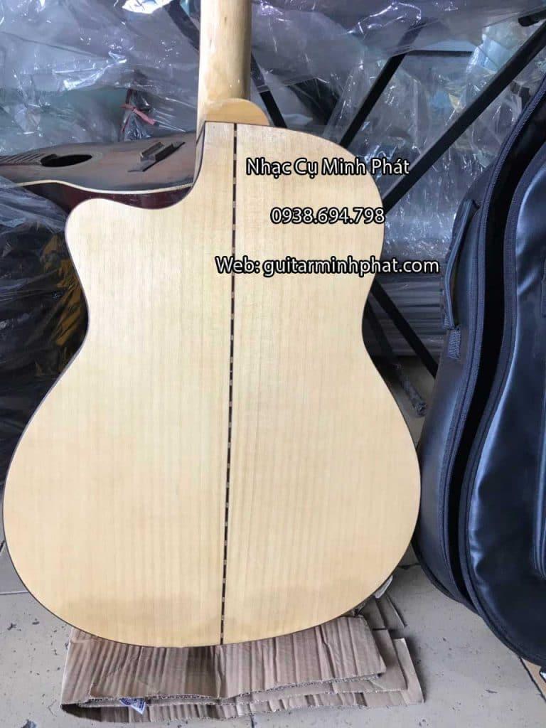 Đàn Guitar Acoustic Gỗ Maple EQ 5