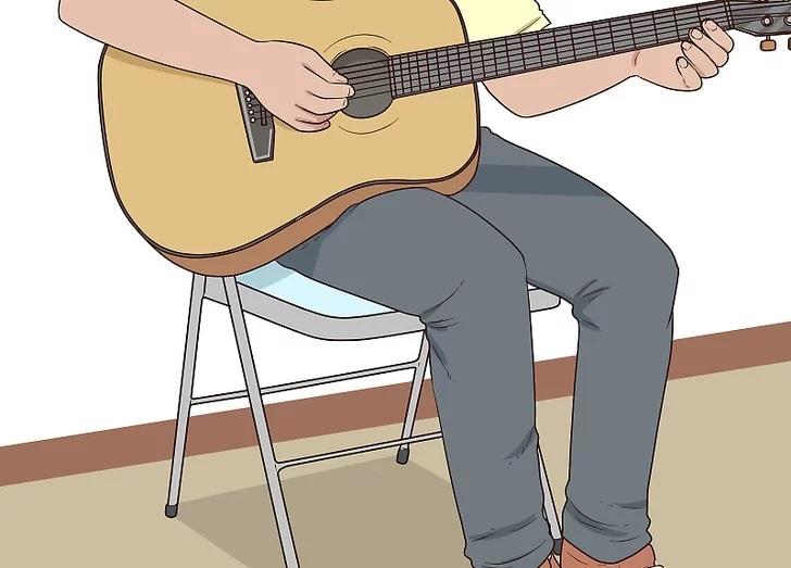 10 Mẹo nhỏ giúp học đàn guitar hiệu quả 1