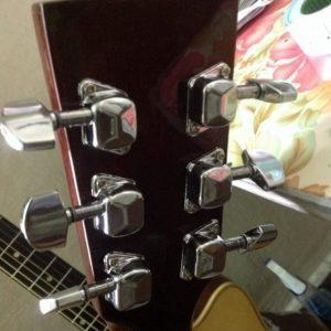 Khóa Đàn Guitar Acoustic ( Khóa Hộp)