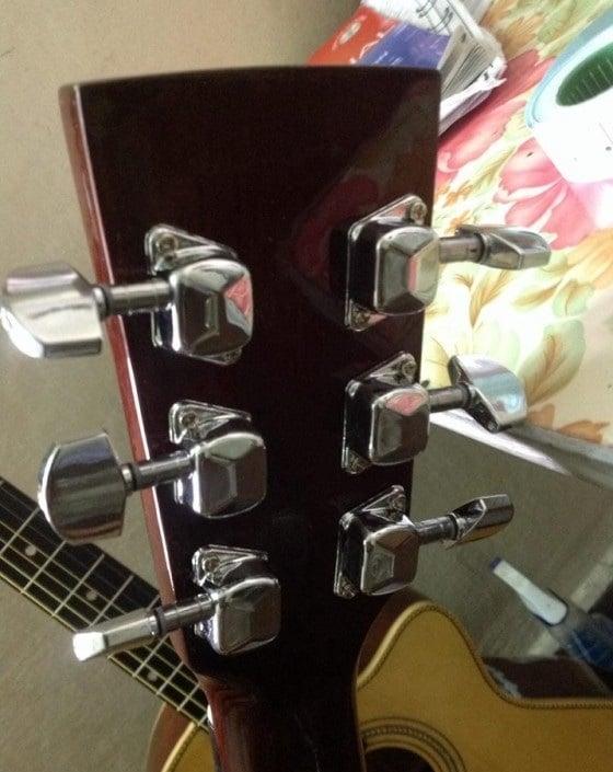 Khóa Đàn Guitar Acoustic ( Khóa Hộp) 1