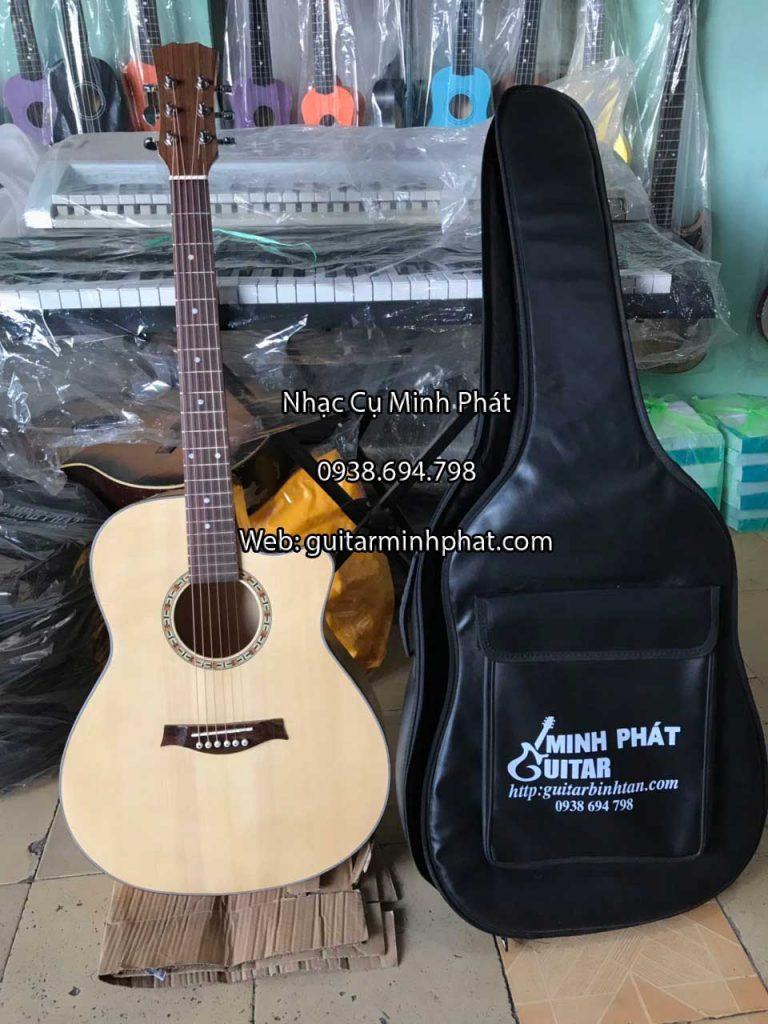 Đàn Guitar Acoustic Gỗ Maple EQ 3