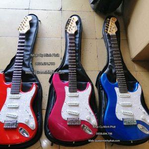 Bán đàn guitar điện phím lõm fender giá rẻ tphcm