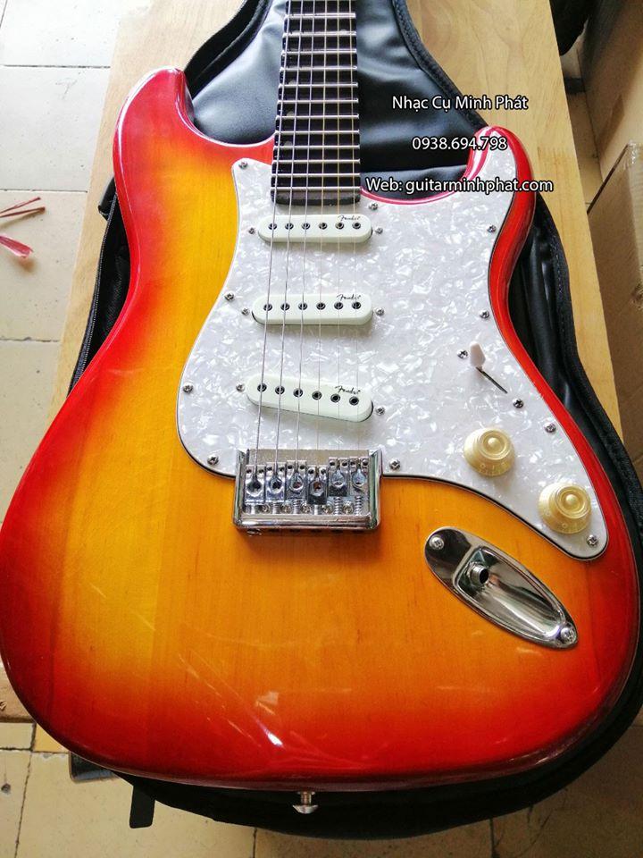 Đàn Guitar Điện Fender Phím Lõm 8