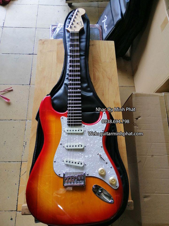Đàn Guitar Điện Fender Phím Lõm 11