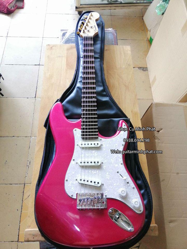 Đàn Guitar Fender Cổ Điện Phím Lõm Giá Rẻ 3