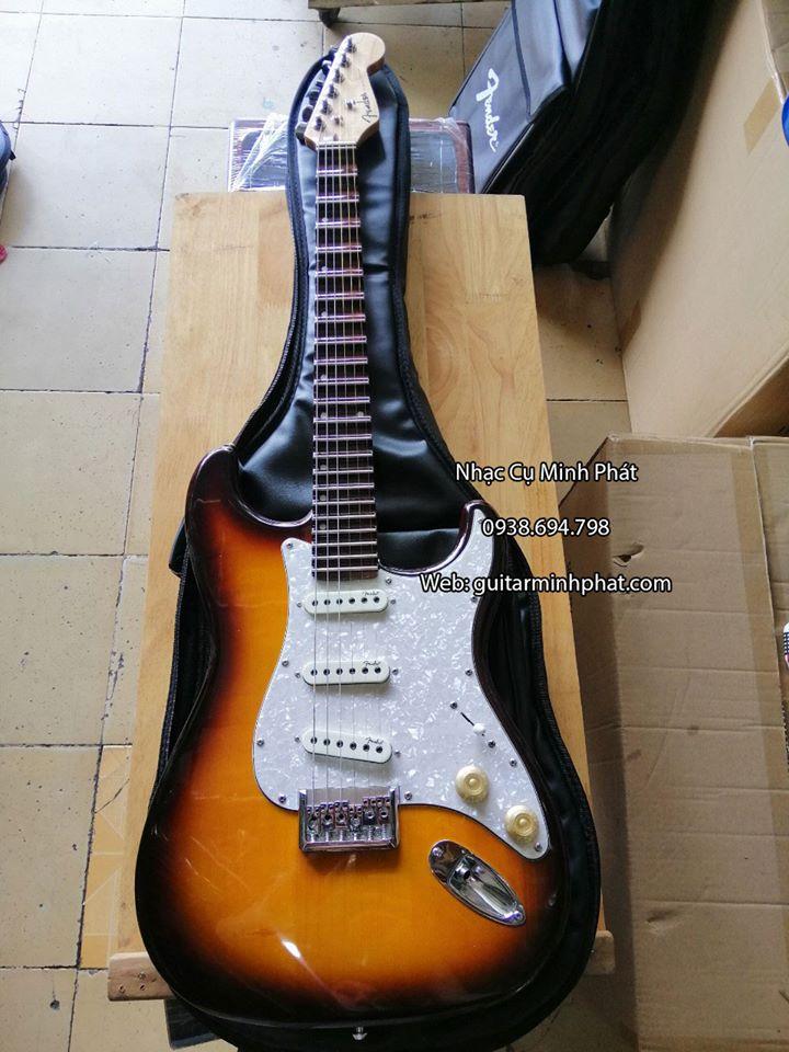 Đàn Guitar Điện Fender Phím Lõm 6