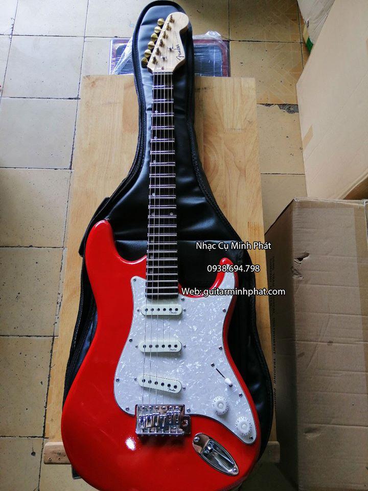 Đàn Guitar Fender Cổ Điện Phím Lõm Giá Rẻ 10
