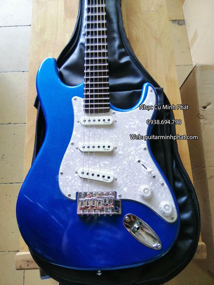 Đàn Guitar Fender Cổ Điện Phím Lõm Giá Rẻ 8
