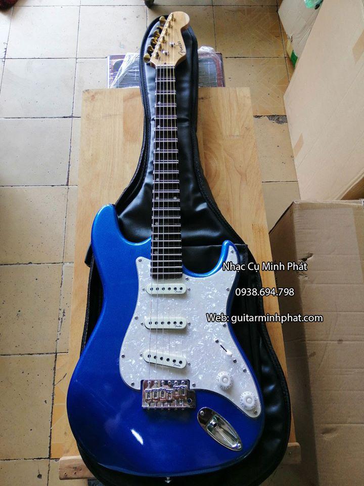 Đàn Guitar Fender Cổ Điện Phím Lõm Giá Rẻ 9