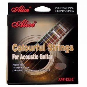 day guitar acosutic 6 màu