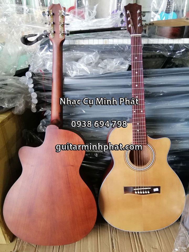 Đàn guitar acoustic gỗ hồng đào HD12 1