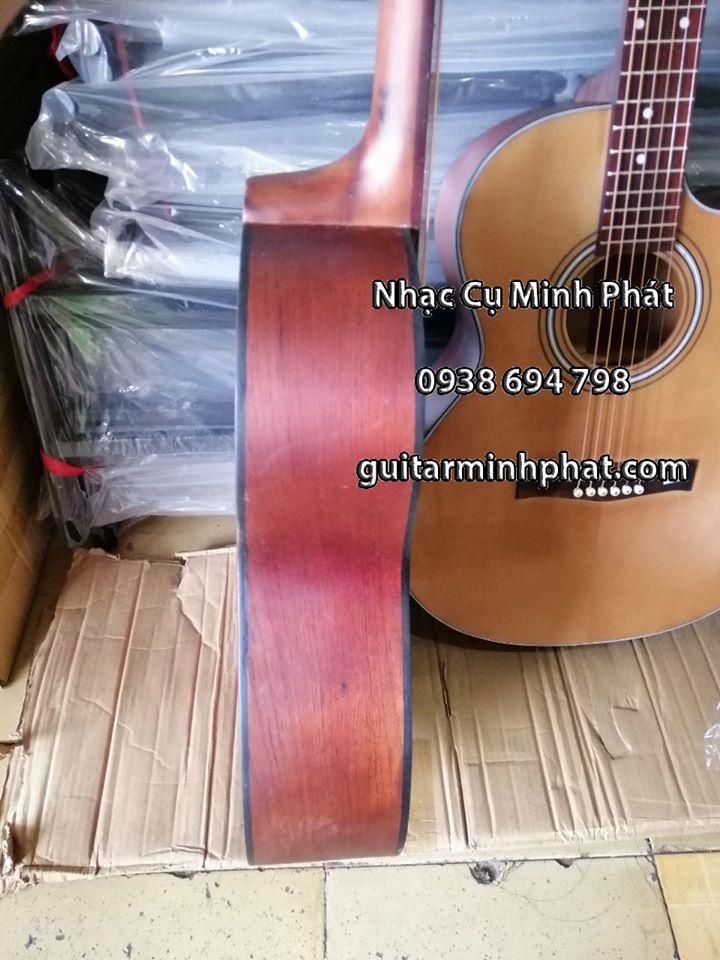 Đàn guitar acoustic gỗ hồng đào HD12 2