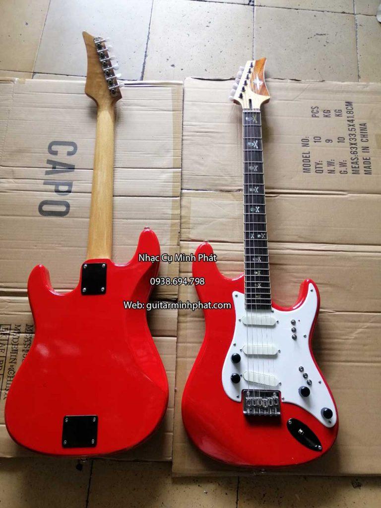 Cửa hàng bán đàn guitar điện , guitar điện vọng cổ phím lõm tại quận Bình Tân 5