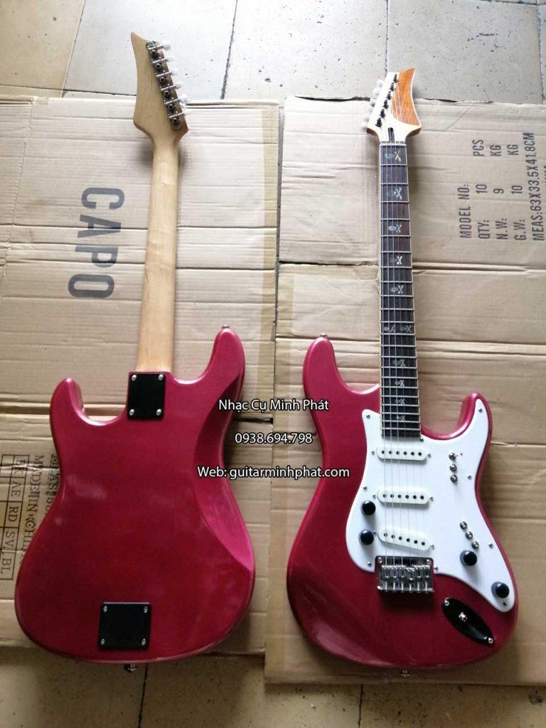 Cửa hàng bán đàn guitar điện , guitar điện vọng cổ phím lõm tại quận Bình Tân 4