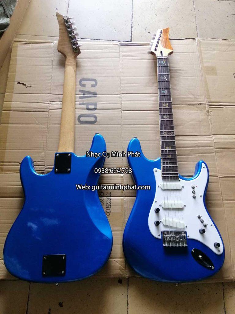 Cửa hàng bán đàn guitar điện , guitar điện vọng cổ phím lõm tại quận Bình Tân 3