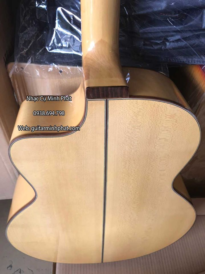 Đàn Guitar Gỗ Maple Kỹ Cao Cấp 3