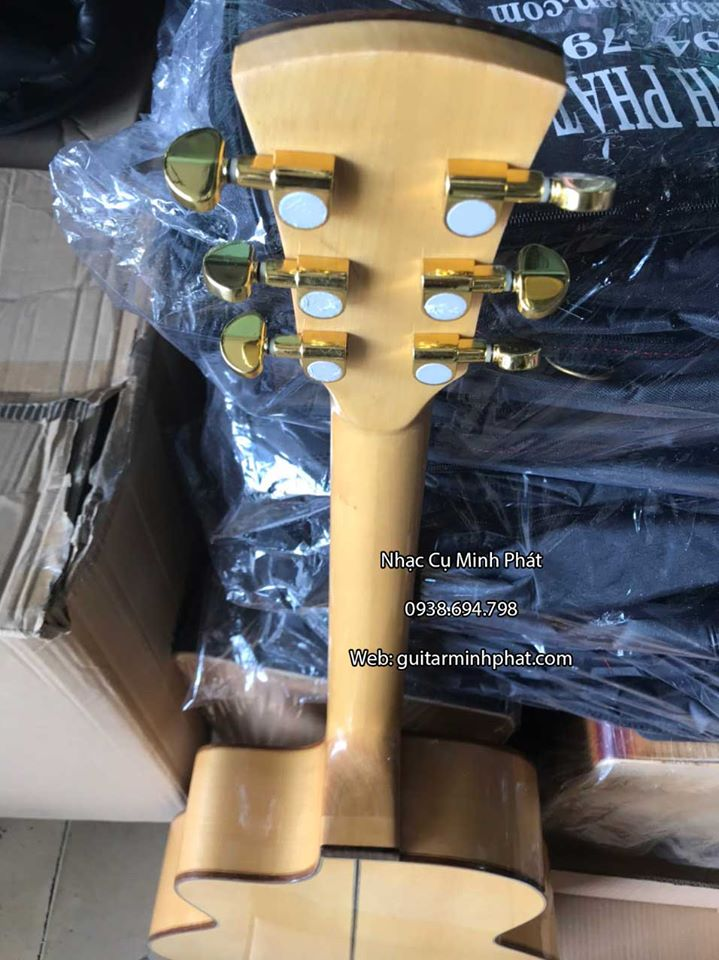 Đàn Guitar Gỗ Maple Kỹ Cao Cấp 5
