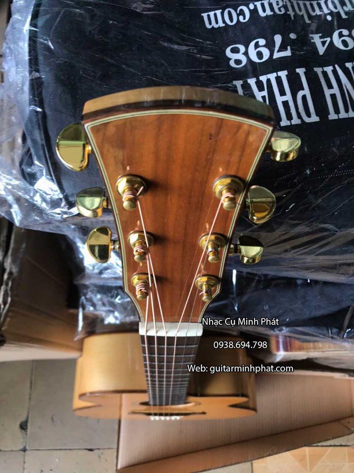 Đàn Guitar Gỗ Maple Kỹ Cao Cấp 6