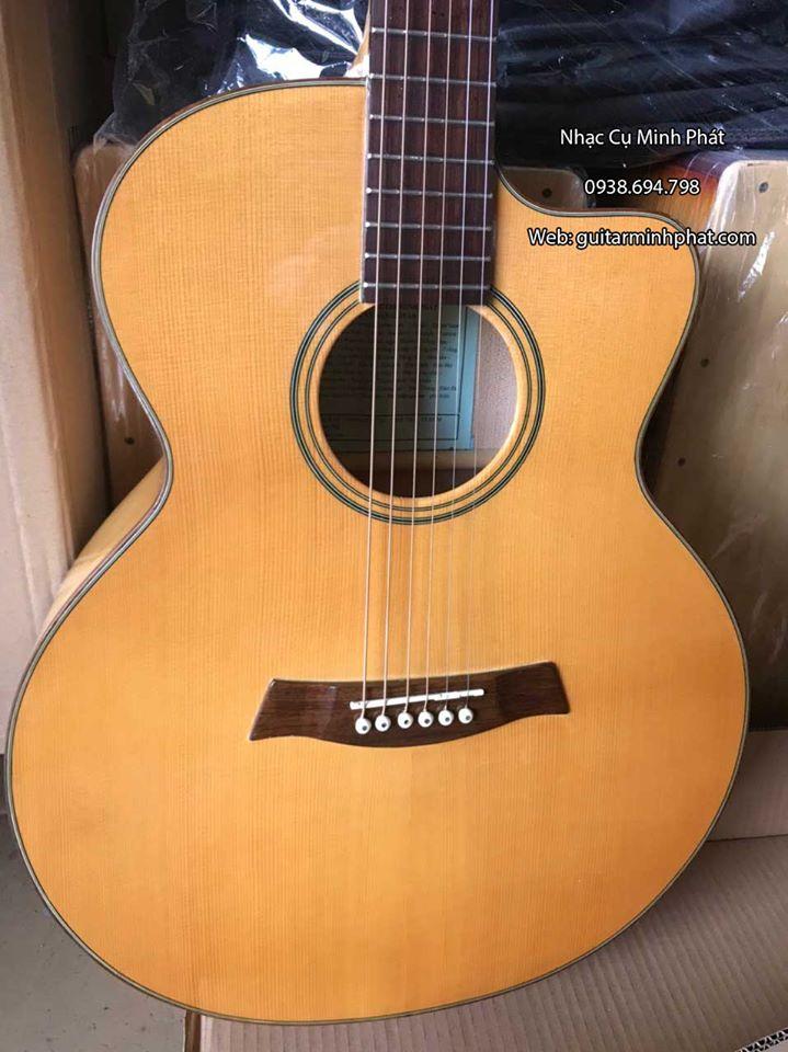 Đàn Guitar Gỗ Maple Kỹ Cao Cấp 7