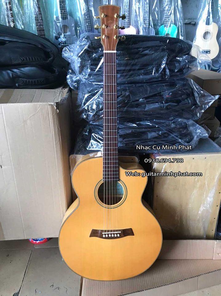 Đàn Guitar Gỗ Maple Kỹ Cao Cấp 8