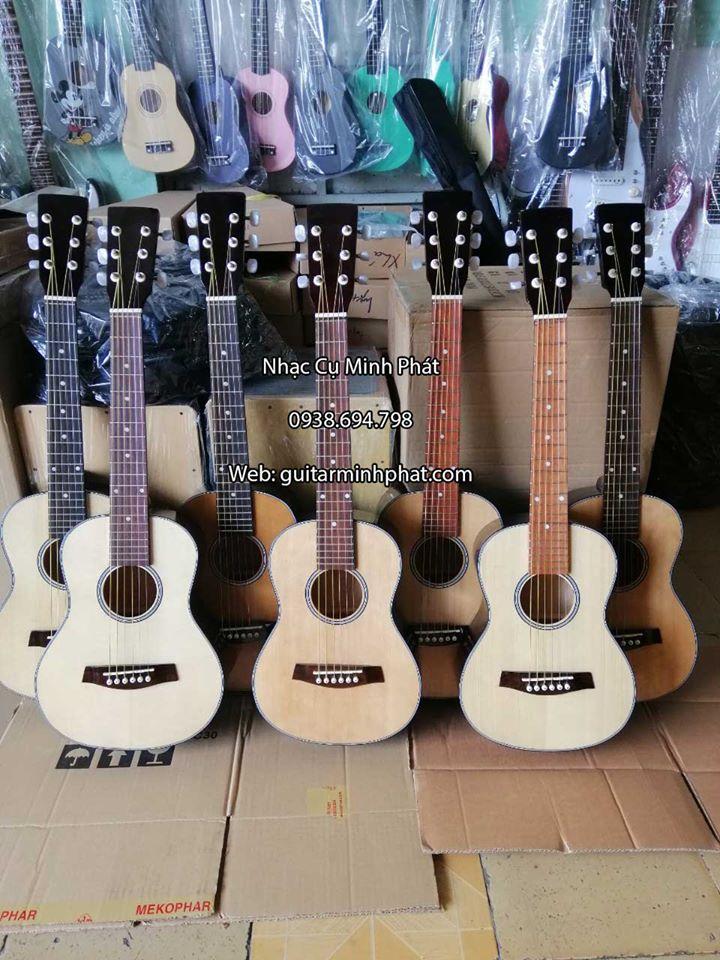 Đàn guitar mini 1/2 giá rẻ 3
