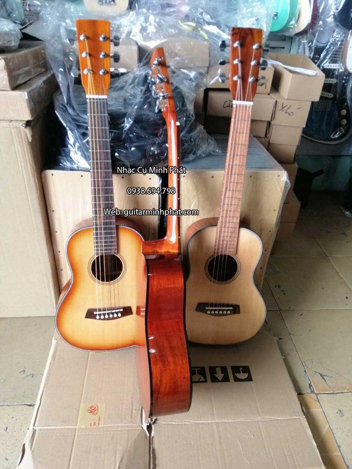 Đàn guitar mini 1/2 giá rẻ 4