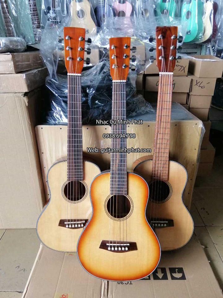 Đàn guitar mini 1/2 giá rẻ 5