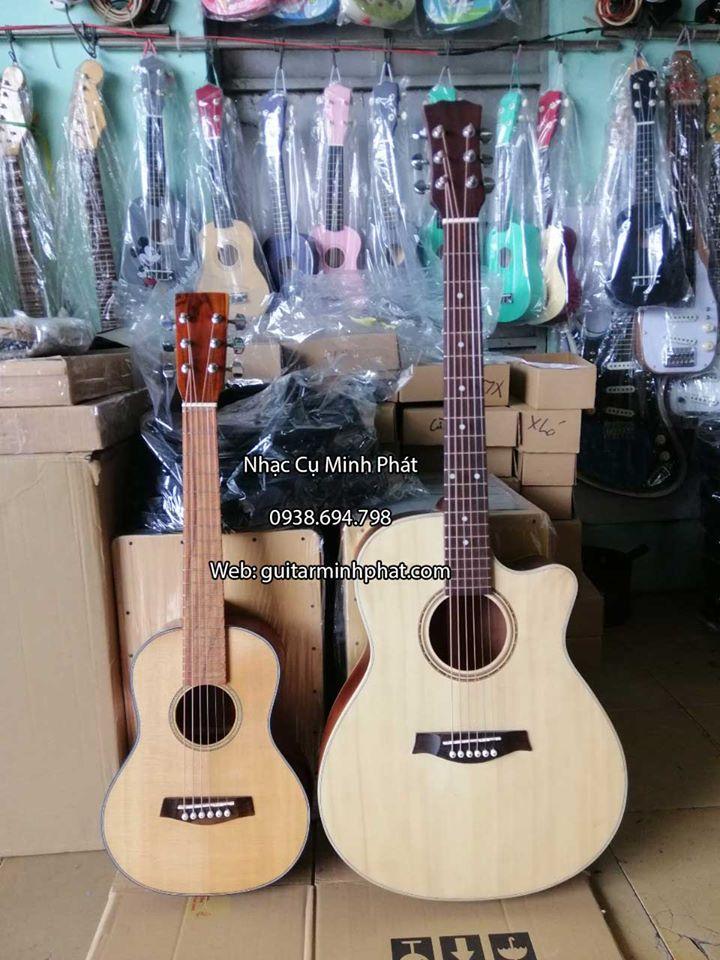 Đàn guitar mini 1/2 giá rẻ 6